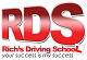 RDS - Rich's Driving School covers Old Malden